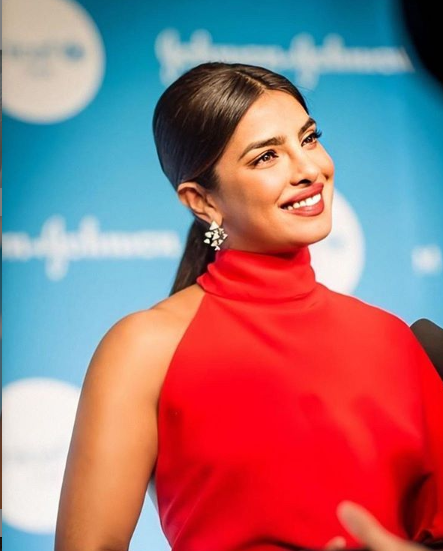 Priyanka Chopra Shares Stance on War Months after the Beauty Contest Controversy