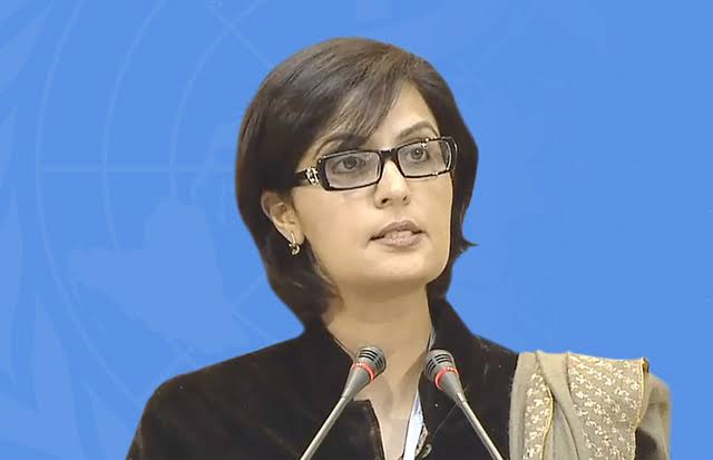 Facebook can help to solve the Malnutrition crisis, Sania Nishtar says