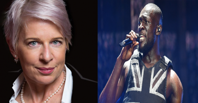 Katie Hopkins slammed Stromzy and told him to 'quit crying racism'
