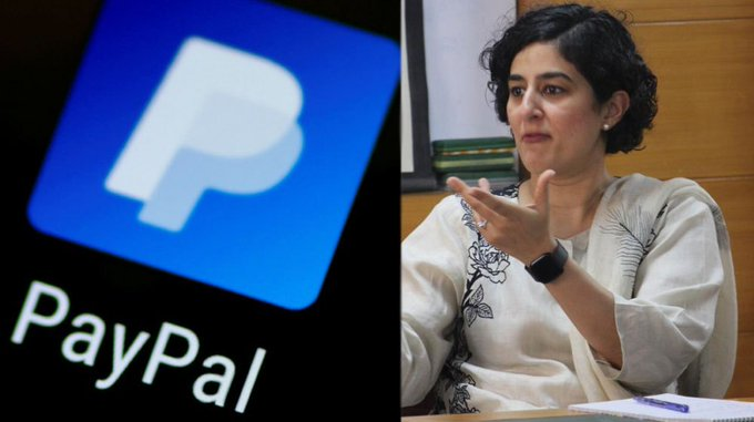 PayPal and cryptocurrency will be launched in Pakistan, Tania Aidrus says