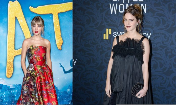Emma Watson compares Little Women's storyline to Taylor's struggle for her own music