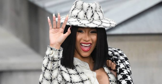 Cardi B says she wants to become a politician
