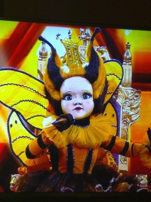 Is Nicola Roberts the Queen Bee on The Masked Singer?