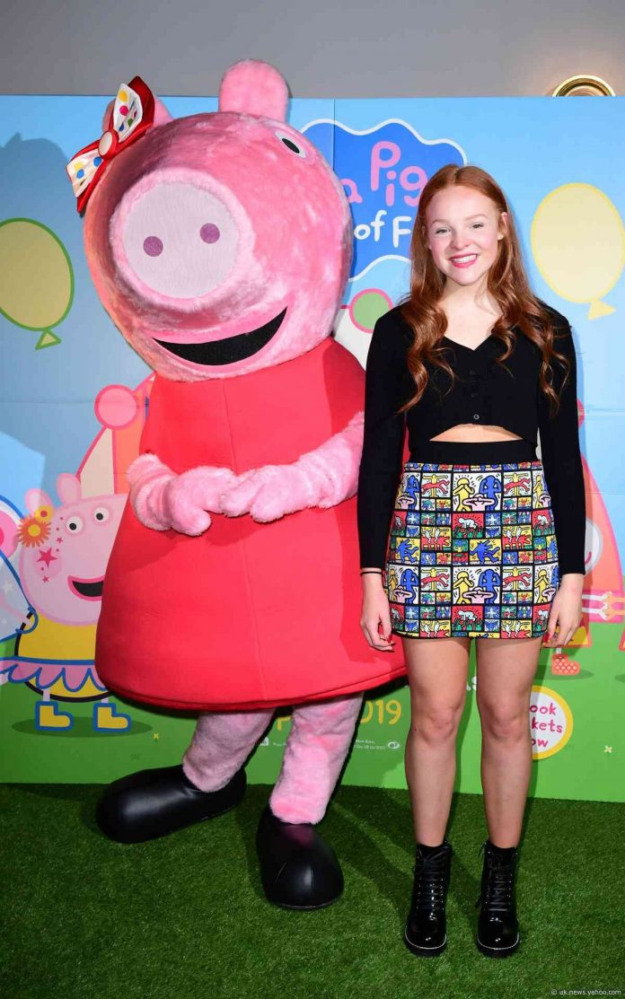 Peppa Pig voice actress Harley Bird quit her role after 13 years