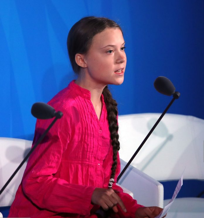Greta Thunberg calls out Mnuchin as he said 'Teen should go to college before lecturing world leaders'