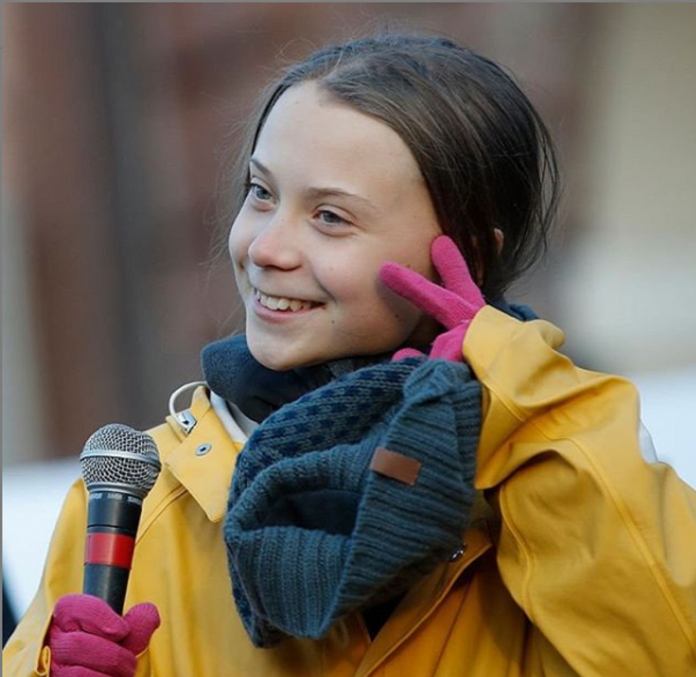 Greta Thunberg urged world leader to listen to young people