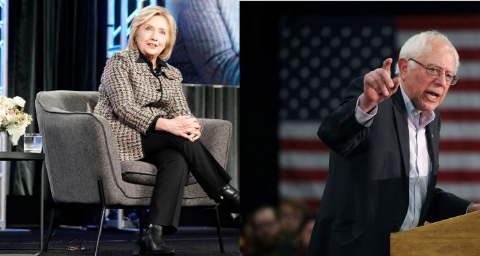 Hillary Clinton slammed Bernie Sanders and accuses him of supporting sexist attack