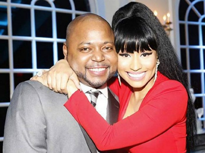 Nicki Minaj's brother jailed for 25 years for raping his step-daughter
