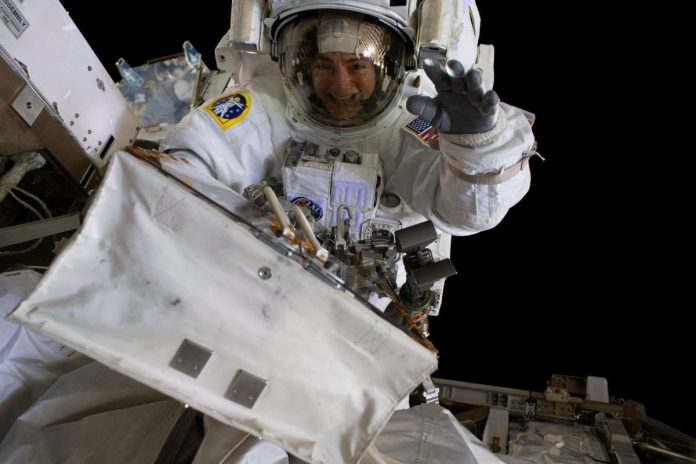 First spacewalk of 2020 conducted entirely by female astronauts