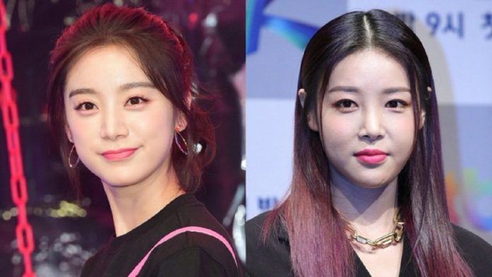 Wonder girl's Yubin and Hyelim decides not to renew a contract with JYP Entertainment