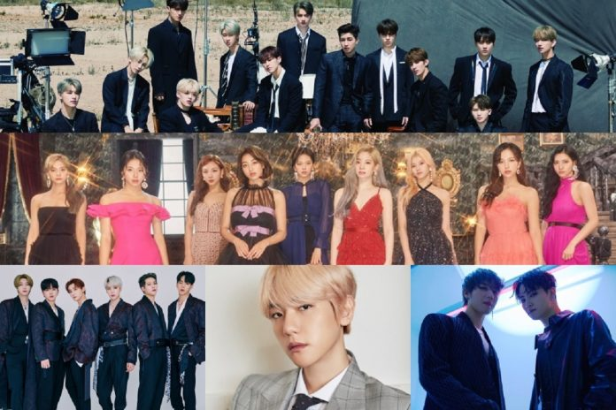 TWICE, MONSTA X, EXO's Baekhyun and Jus2 to appear in upcoming 'Music Bank tour' in Dubai