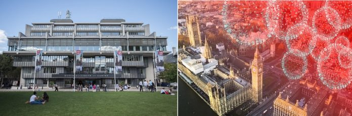 Infected Chinese woman attended a London conference with 250 people including MPs and executives