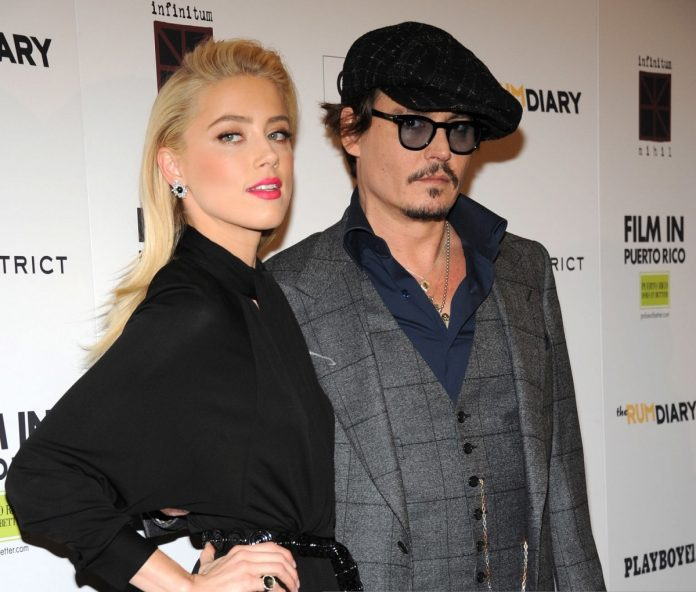 Amber Heard confess in audiotape she allegedly hit her former Husband Johnny Deep