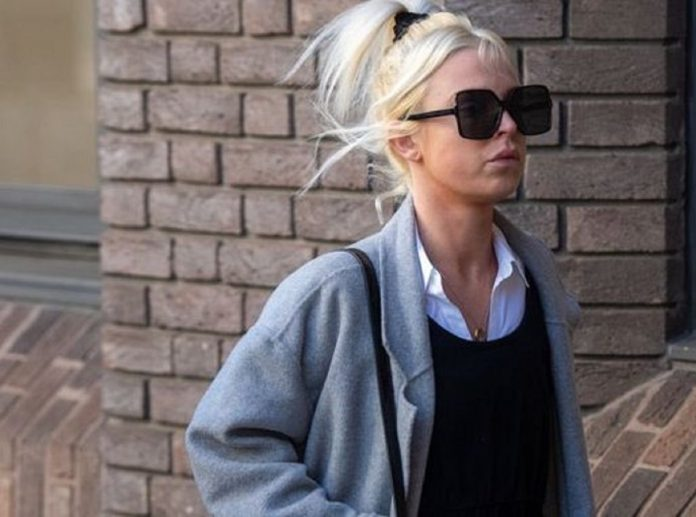 Chloe Haines jailed for two years over the mid-flight incident