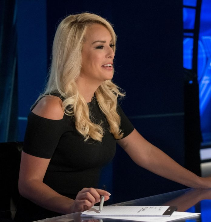 'I have a brain tumor' says Fox News reporter Britt McHenry