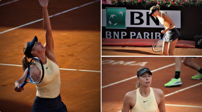 Maria Sharapova announces her retirement from Tennis