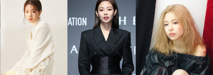 Rookie Solo Artist Msftz gain attention for her visual resemblance to Jennie