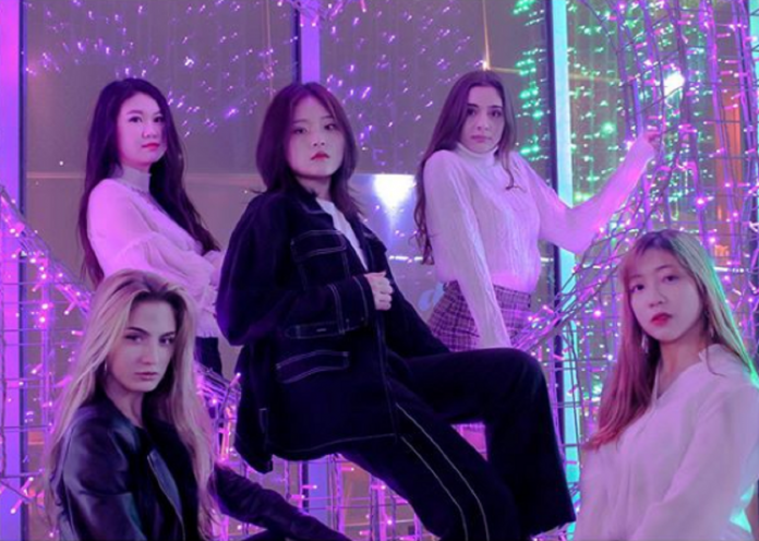 Newly established k-Pop company announce new girl group with two European members