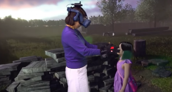 Mother reunites with the deceased daughter through VR Technology