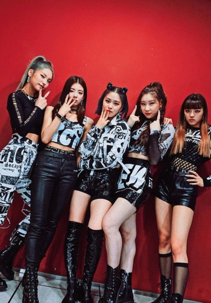 ITZY drop 'Nobody Like You' Music Video