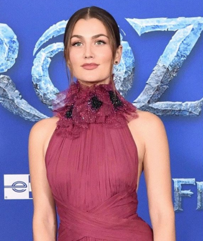 Frozen II Star Rachel Matthews Contracts Coronavirus