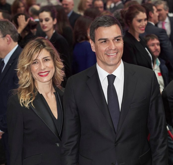 Wife of Spanish PM tested positive for coronavirus