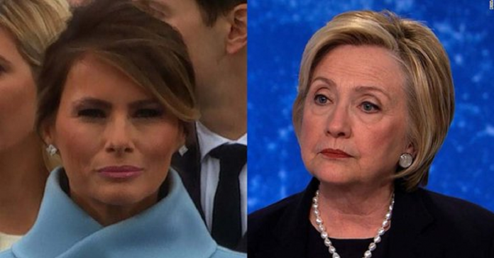 Hillary Clinton made a targeted dig at Melania Trump Cyberbullying initiative