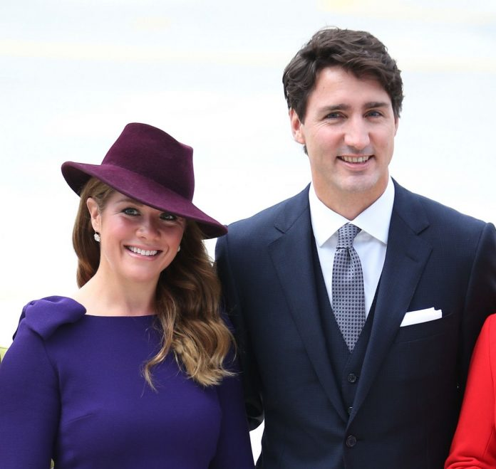 Sophie Grégoire Trudeau tested for coronavirus after returning from the UK with 'flu-like symptoms'