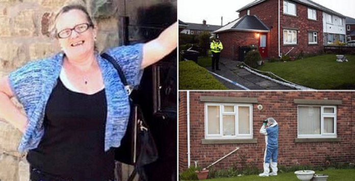 Woman beheaded her mother with a knife and scissors and remove her brain