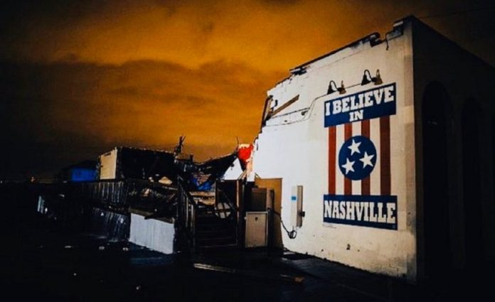 Celebrities offer prayers for Nashville Tornado Victims