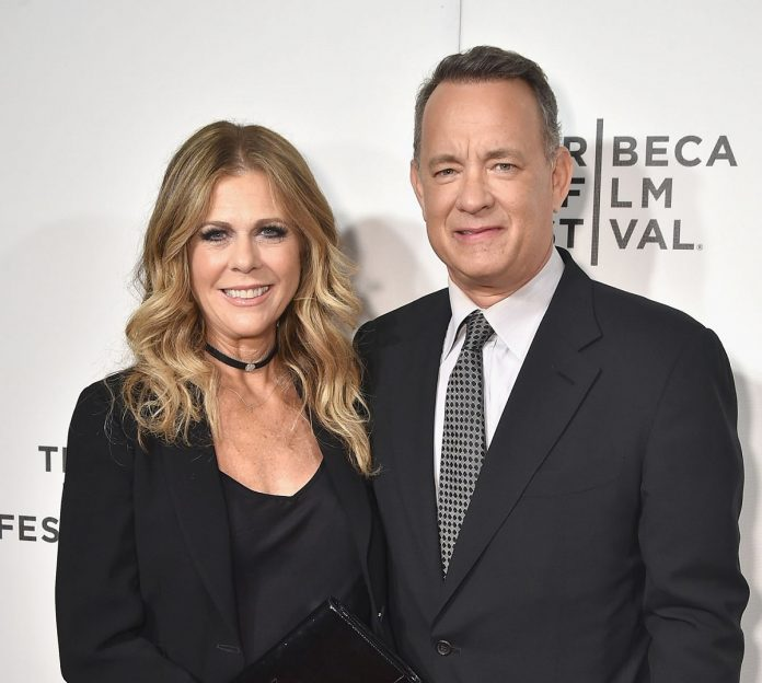 Rita Wilson And Husband Tom Hanks Discharged From Hospital
