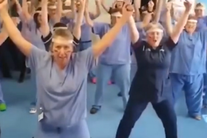 NHS Nurses Apologize After Their Haka Indicted As 'Cultural Appropriation'