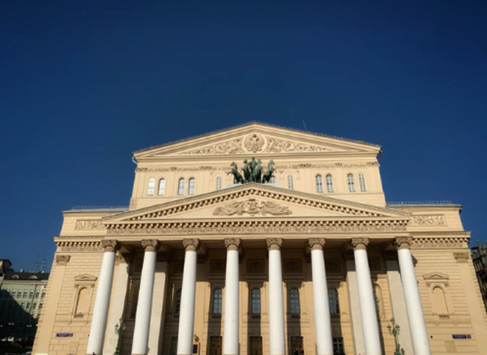 Bolshoi Theatre Records 34 COVID-19 Cases After Live Streaming In Empty Auditorium
