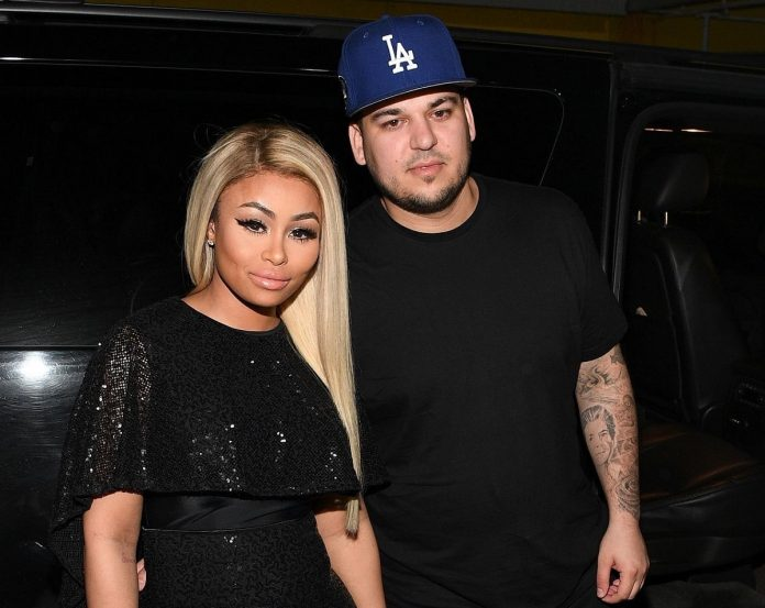Blac Chyna Accused Of Threatening Ex Rob Kardashian With Gun