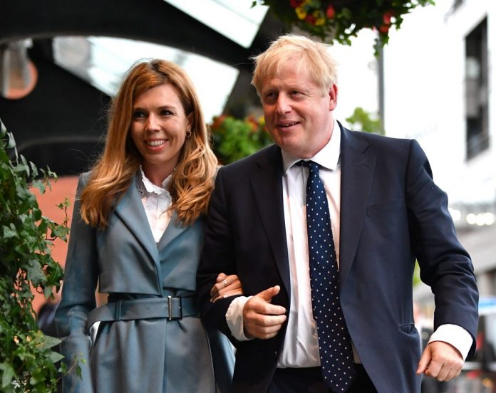 Carrie Symonds And Boris Johnson Welcomes Baby Boy