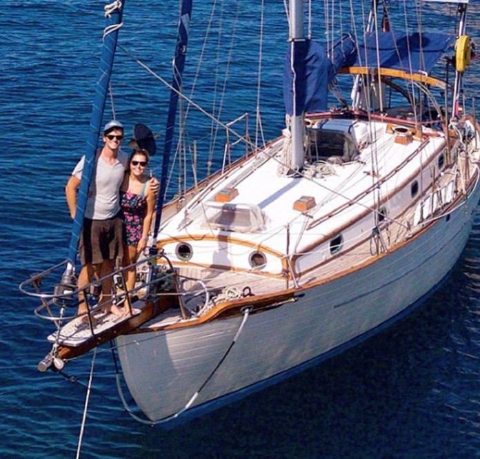 Couple 'UNAWARE' Of Coronavirus As They Traveling The World In Yacht