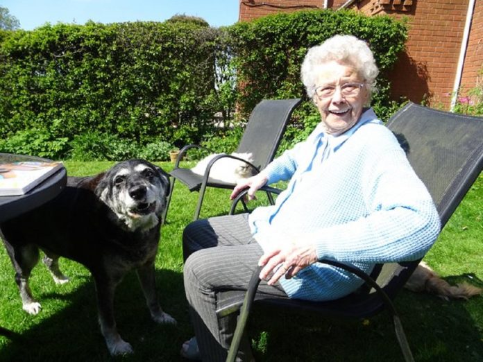 97-Year-Old Great-Grandmother Miraculously Recovered From Coronavirus