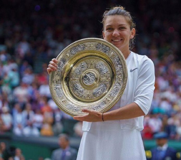 'I Am Now The Wimbledon Champion For Two Years', says Simona Halep