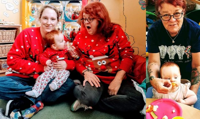 Carer Succumb To COVID-19 With Picture Of Daughter And Granddaughter In her Hand