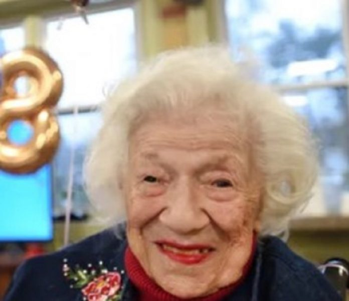 108-Year-Old Woman Wins Battle Against Novel Coronavirus