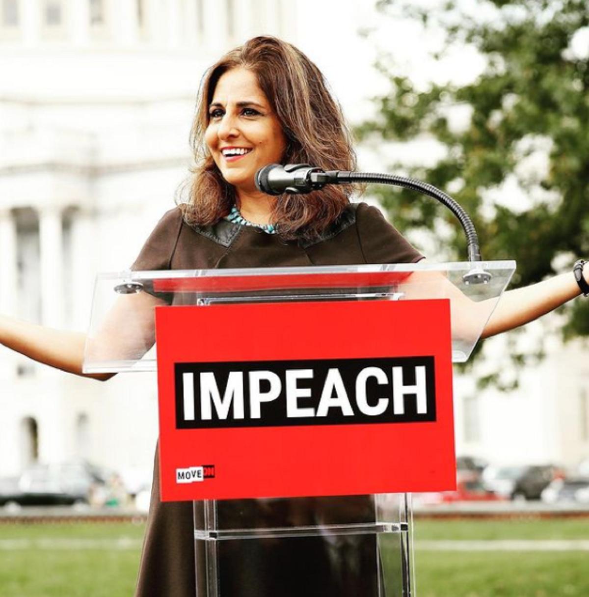 Indian-American Neera Tanden Nominated As Budget Chief By Joe Biden